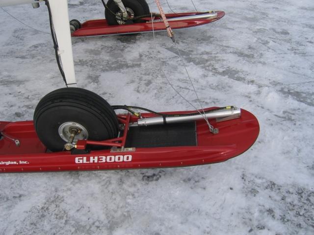 Glh3000 sg glh3000 sg hydraulic ski for cessna for Cessna hydraulic motor identification